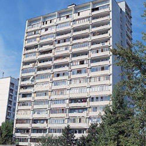 Балконы в домах серии ii-14.